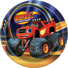 Blaze And The Monster Machines Cake Plates | Blaze And The Monster ... Monster Jam Party Pack Birthday Parties Pinterest Jam Truck Supplies Nz With Uk Product Categories Trucks Nterpiece Decorations Blaze And The Machines Sweet Pea Parties El Toro Loco Cake Inspiration Of Colors In Australia Also Do You Know How Many People Show Up At Ultimate Pack Isaacs Next Theme 5th Scene Setters Wall Decorating Kit