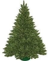 7 Pre Lit Artificial Christmas Tree Lexington Spruce