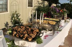 Barbecue Wedding Reception Ideas | ... Services For Kosher, Vegan ... Elegant Backyard Wedding Ideas For Fall Small Checklist Planning Backyard Wedding Ideas On A Budget With Best 25 Low Pinterest Budget Pnic Table Farmhouse For Budgetfriendly Nostalgic Amazing Weddings On A Images Chic Reception Diy Bbq Weddings Cheap Bbq Bbq Glorious Party Decoration Amys Office Parties