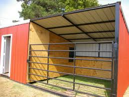 Metal Loafing Shed Kits by Gobob Pipe And Steel Sheds