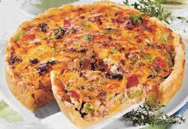 pizzakuchen mit hackfleisch rezepte