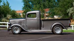 100 Custom Truck Las Vegas 1935 Chevrolet Pickup T128 2018