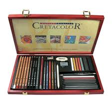 Cretacolor Ultimo Drawing Sets Is Rated 50 Out Of 5 By 2