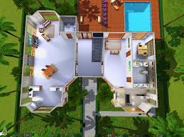 Sims 3 Big House Floor Plans by Mod The Sims Big House For A Family Of 3 4