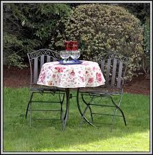 Square Patio Table Tablecloth With Umbrella Hole by Patio Table With Umbrella Hole Uk Patios Home Decorating Ideas