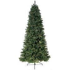 Ge Artificial Christmas Trees by Ge 7ft Noble Fir Christmas Tree With 600 Clear Lights Trees