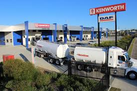 PACCAR DEALER OF THE MONTH – BROWN AND HURLEY KENWORTH DAF ...