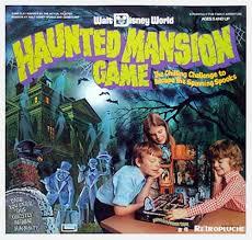 studio pluche spécial le jeu haunted mansion