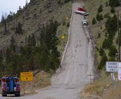 100 Truck Ramp Runaway Truck Flies Up Safety Ramp Off Interstate 70 Driver