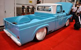 Just A Car Guy: 2 Brothers Custom Trucks Brought A 1960 Ford F100 ... Classic 1960 Ford F100 Pickup For Sale 2030 Dyler Truck Youtube I Need Help Identefing This Ford Bread Truck Big Window Parts 133083 1959 4x4 F1001951 Mark Traffic Hot Rod Network My Garage 4x4 Trucks Pinterest Trucks 571960 Power Steering Kit Installation Panel Pictures
