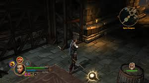dungeon siege 3 split screen a well made but content lacking experience