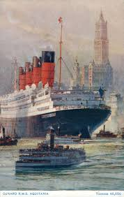 Rms Olympic Sinking U Boat by 32 Best Rms Aquitania Images On Pinterest Maritime Museum