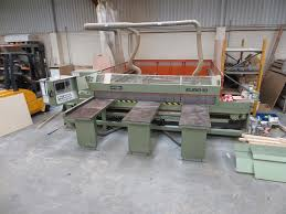 used woodworking machinery from leading manufacturers