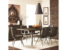 Industrial Dining Room Table And Chairs Encourage Furniture ... Casual Kitchen Table And Chairs Martinique Set Of 2 Ding Chairs Chair 57 Tremendous Affordable Amazoncom Xuerui Fniture Chair Coffee 6pcs Bnew Ding Wood On Carousell Grey Leather 800178 Swivel Black 4 Gallery Round Room Value City Kallekoponnet For 11 Home And Design Singular Sets Morgan City 530t Ding Chair 3d Model 17 Tables Glass Png 1024x1269px
