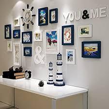 massivholz foto wand dekoration ideen wohnzimmer restaurant