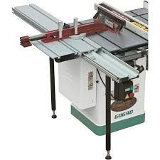 Grizzly 1023 Cabinet Saw by Sliding Table Attachment Grizzly Industrial
