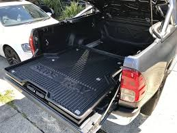 Sliding Ute Tray For Toyota Hilux Auto Styling Truckman Improves Truck Bed Access With The New Slide In Tool Box For Truck Bed Alinum Boxes Highway Products Mercedes Xclass Sliding Tray 4x4 Accsories Tyres Bedslide Any One Have Extendobed Hd Work And Load Platform 2012 On Ford Ranger T6 Bedtray Classic Style With Plastic Storage Vehicles Contractor Talk Cargo Ease Titan Series Heavy Duty Rear Sliding Pickup Storage Drawer Slides Camper Cap World Cargoglide 1000 1500hd