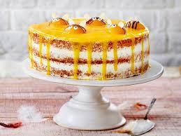aprikosen hummel torte