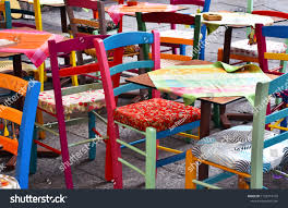 Vintage Vibrant Tables On Chairs Street Stock Photo (Edit ... Designer Fniture Italian Interior Design Cappellini Billiani Chairs And Fniture A Little Italy Tiny Restaurant Thats Too Good To Be A Secret Rome View Of An Outdoor Tables Home Artisan Bellevue Very Wood Chair Makers The 100 Best Restaurants In Paris Restaurants Time Out Zin Eclectic Modern Industrial Style Melfis New Charleston Sc Restaurant Table Wikipedia Sunperry Fniture Project For Choice