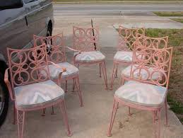Vintage Woodard Patio Chairs by 71 Best Patio Set Ideas Images On Pinterest Wrought Iron Iron