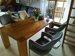 tisch und stühle esszimmer gebraucht eur 5 00 picclick de