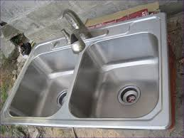 Stainless Steel Utility Sink Canada by Kitchen Room Double Bowl Undermount Kitchen Sink 33 Undermount