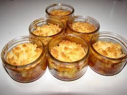 dessert ananas noix de coco recette crumble ananas et noix de coco 750g