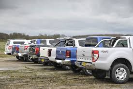 Pickup Truck Group Test - Seven Major Models Compared | Parkers