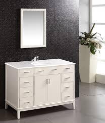 L Shaped Bathroom Vanity Ideas by Bathroom Minimalist Home Interior High Gloss White Contemporary