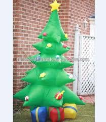 Hot Sale Inflatable Snow Needle Pine Christmas Tree