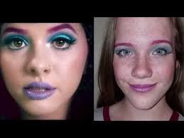 You Student Project Melanie Martinez Carousel Makeup Tutorial