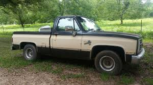 Truck/SUV - 1986 Chevy Pickup | Gearhead Central