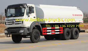 100 Water Tanker Truck Beiben 2638 6x4 Water Delivery Water Tanker Truck Tanker Truck Www