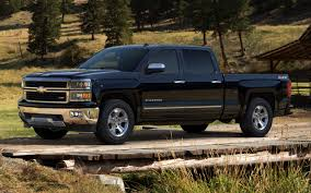Build It: 2014 Chevrolet Silverado Configurator (Without Pricing ...