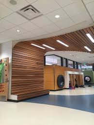 Rulon Wood Grille Ceiling by Acoustics Northwest Inc Home Facebook