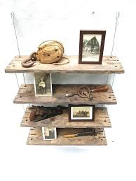 Rustic Shelves Like This Item With Hooks