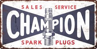 CHAMPION SPARK PLUGS Sales Service Man Cave Metal Sign Repro 6x12 ... 10 Best Spark Plugs 2017 Youtube Shop Performance E3 Antique Champion Spark Plug Cleaner Kohler Plug For 5xt675 Engines490250k016 The W89d Hot Wheels Delivery Series Combat Medic In Decals 1981 Toyota Pickup Premium Quality Qc10wep Ebay Dg95 Replacement Honda Power Equipment08983999010