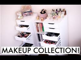 Vivianna Does Makeup Ikea Desk by Makeup Storage How Beauty Vloggers Stay Organised Metro News