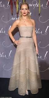 Lawrence Pumpkin Patch by Jennifer Lawrence Leads The Style At The Premiere In Paris Daily