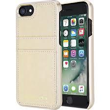 Michael Kors Saffiano Leather Pocket Case for iPhone 7 Verizon