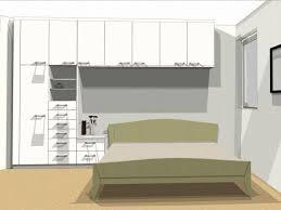gebraucht schlafzimmer mit überbau bett 200x200 in 95685