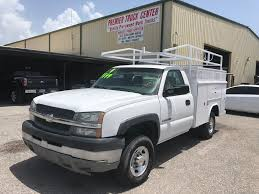 CHEVROLET SERVICE - UTILITY TRUCK FOR SALE | #1496