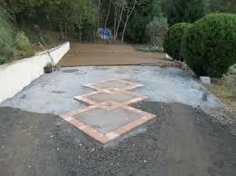 prix beton decoratif m2 aménager sa terrasse soi même