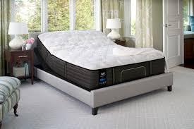 Serta Perfect Sleeper Air Mattress With Headboard by Sealy Response Goldrick Cushion Firm Queen Mattress