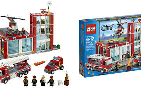 Barnes & Noble 30% Off Toys: LEGO City Fire Station $70 (Reg. $100 ... Lego City Fire Truck Free Transparent To The Rescue Level 1 Lego Itructions 60110 Station Book 3 60002 Sealed Misb Toys Games On Carousell Brigade Kids Amazoncom Scholastic Reader Ladder 60107 Engine Burning 60004 7239 Bricks Figurines City Airport With Two Minifigures And