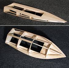 Free Small Wooden Boat Plans by Abina