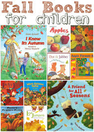 Books About Pumpkins For Toddlers by Books About Fall For Kids