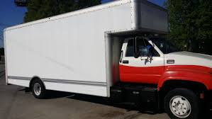 Box Truck For Sale In Humble, Texas