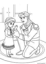 Free Frozen Coloring Pages Printable And Book To Print For Find More Online Kids Adults Of