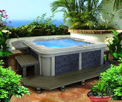 Landscaping Ideas Small Yard Hot Tub   The Garden Inspirations Patio Ideas Spa Designs Hot Tub Gazebo Backyard Idea Remarkable Small With Tubs Images For Installation And Landscaping Youtube On A Budget Corner Ordinary Back Yard Design Amys Office Custom Stainless Steel With Automatic Retractable Safety Cover Outdoor Round Shape White Interior Color Decks The Outstanding Home Deck Homesfeed Amusing Pics Bathroom Gray Finish Wood Flooring Landscaping Hot Tub Pictures Solutionscustomlandscaping